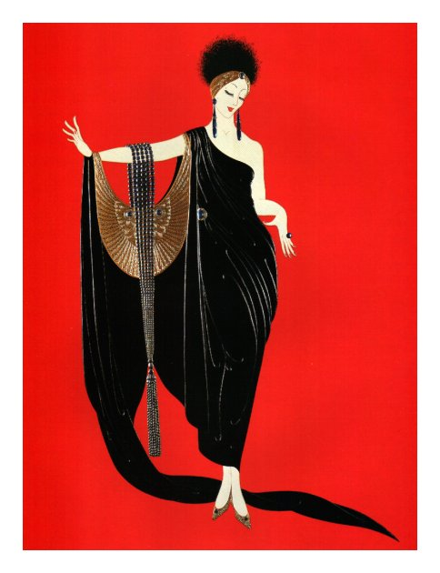 Graphics art fashion jewellery de tirtoff art deco for Art deco origin